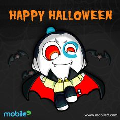 Happy halloween skeleton greeting cards ecards and picture message happy halloween cute dracula greeting cards ecards and picture message tap to check m4hsunfo