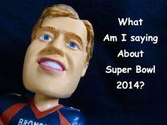 Create your own meme.... #DenverBroncos #SuperBowl2014