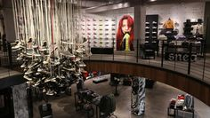 Retail Design   Store Interiors   Shop Design   Visual Merchandising   Retail Store Interior Design   San Francisco California Converse flagship store
