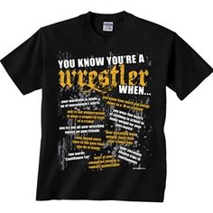 The sayings on this shirt are funny! Cameron has this shirt.
