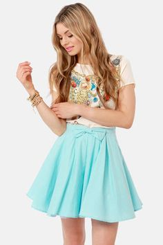 idk why, but i just am in love with this dress mint-hippie-idk-love this