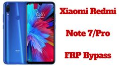 Do you want to bypass FRP on your Redmi Note 7 and Note 7 Pro? Get Xiaomi Redmi Note 7 Pro FRP Bypass guidelines. Google Account Manager, Note 7, All The Way Down, Phone, Pattern, Telephone, Patterns, Model, Mobile Phones