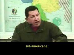 Hugo Chávez conhece muito bem a Dilma Rousseff
