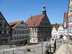 Backnang, Germany!