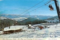 Schweitzer Ski Resort #Skiing -- Find articles on adventure travel, outdoor pursuits, and extreme sports at http://adventurebods.com