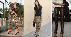 Πως φοράμε τα Leopard παντελόνια;