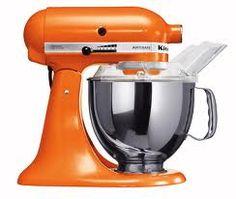 i LOVE this orange mixer! pure love
