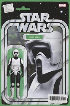 Star Wars #54 Action figure variant