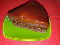 Lulu - Povesti din Bucatarie: Tort vienez Sacher Gem, Pudding, Desserts, Food, Tailgate Desserts, Deserts, Custard Pudding, Essen, Jewels