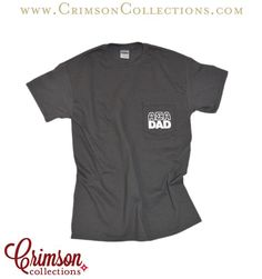 Crimson Collections Gifts - Dad Pocket T