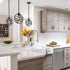 by kitchen_design_ideas #kitchendesigns #kitchendesignideas