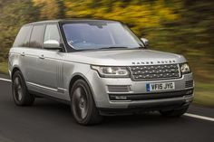 Supercharged Range Rover SVAutobiography is luxurious and great to drive.