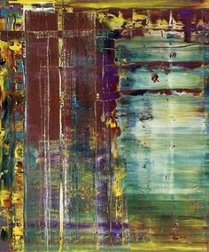 Gerhard Richter » Art » Paintings » Abstracts » Abstract Painting » 721-5