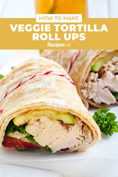 2 hrs. 8 mins. · Makes 20 pcs. · Filled with a mix of bell peppers, green onions, chilis, and cheese, these Veggie Tortilla Roll Ups are great vegetarian snacks! Serve these wraps for dinner this summer with the help of this recipe. #Recipes #Food #Crave #Tasty #Yummy #Delicious #FoodTrip #FoodLover #Recipes.net #foodporn #Cook #Cooking #Foodie #foodblog #homemade #dinnerideas #summerdinnerrecipes #wraps Roll Ups Recipes, Wrap Recipes, Dinner Recipes, Tortilla Rolls, Roll Ups Tortilla, Vegetarian Snacks, Green Onions, Chilis, Meals For One