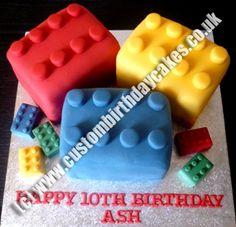 Custom Birthday Cakes Boys