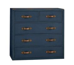Tucker Drawer Chest | Pottery Barn Kids