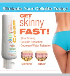 * Visibly reduces the appearance of cellulite (orange peel skin) after regular treatment * Helps decrease fat deposits and water retention on the affected area of the skin * Results in skin being firmer and smoother, with improved elasticity * Decrease in appearance of cellulite of up to 90% in 8-weeks * For all skin types BUY NOW! http://www.amazon.com/dp/B009LOJ5MA/ref=cm_sw_r_tw_dp_rIZotb139F6X58K9 #getweddingskinny
