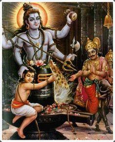Shiva protect his devotee from Yama the hell God Photos Of Lord Shiva, Lord Shiva Hd Images, Shiva Art, Hindu Art, Shiva Stotram, Kali Hindu, Sri Ganesh, Shiva Shankar, Shiva Parvati Images