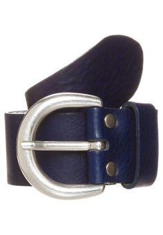 Gürtel - blau Fashion, Belt, Blue, Accessories, Classic, Handmade, German, Moda, Fashion Styles