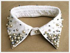 30 Absolutely Fabulous Collars to Make   DIY Fashion Sense