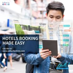 #Hotel #Bookings Made #Easy www.yallacheckinn.com