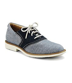 Sperry TopSider Mens Jamestown Saddle Oxfords #Dillards