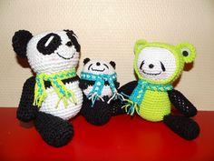 familie Panda