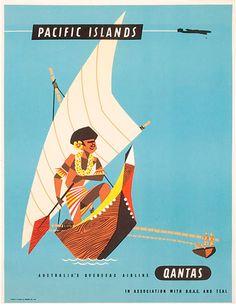 Pacific Islands - Qantas