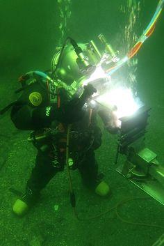 NYD - Wet welder training....