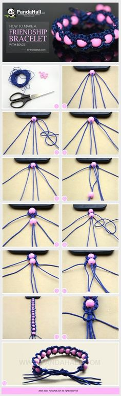 DIY串珠...来自enrhedando的图片分享-堆糖网