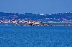 Cambados Galice Espagne 246 - Illa de Arousa