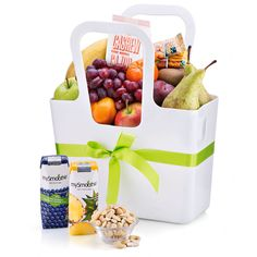 This Fruit And Nut Gift Bag Is An Ideal Office Birthday Present New