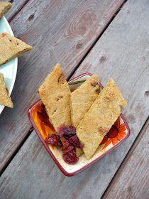 The Daily Dietribe: Cranberry Cinnamon Flatbread (Grain-Free, Dairy-Free, Egg-Free, Nut-Free, Refined Sugar-Free)
