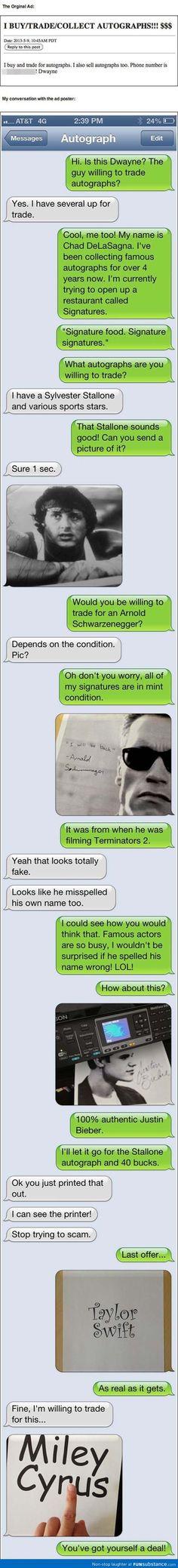Craigslist troll