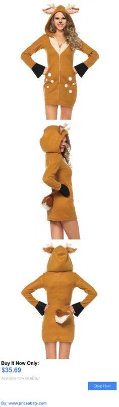 Women Costumes: Reindeer Costume Adult Christmas Halloween Fancy Dress BUY IT NOW ONLY: $35.69 #priceabateWomenCostumes OR #priceabate Halloween Fancy Dress, Cool Halloween Costumes, Reindeer Costume, Animal Dress Up, Leg Avenue, Christmas Costumes, Costume Dress, Adult Costumes, Buy Dress