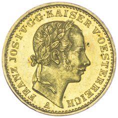 1/2 Vereinskrone 1858 A