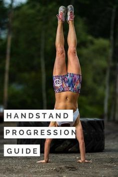 Handstand Progression Guide