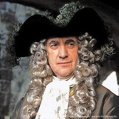 Jonathan Pryce in Pirates of the Caribbean Jonathan Pryce, Captain Jack Sparrow, Pirates Of The Caribbean, Johnny Depp, Lotr, Good Movies, Wigs, Sparrows, Fanfiction