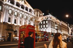 The dazzling Pall Mall