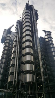 Mega-City One - The Lloyds Building London