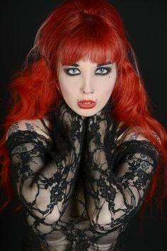 #Vampirefreaks model Schok Pop