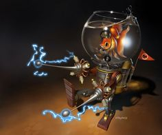 loopy-dave-digital-art-painting-illustration-best-creative-awesome