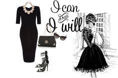 Лук в стиле Коко Шанель Coco Chanel, style fashion look