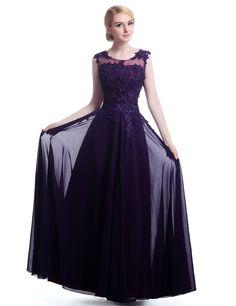 Ber ideen zu lila abendkleider auf pinterest for Kleider fa r abschlussball