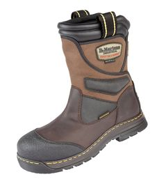e2c642de187a2 Dr Martens Turbine ST Waterproof Safety Boot Gaucho