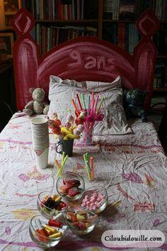 Ciloubidouille » Pyjama party