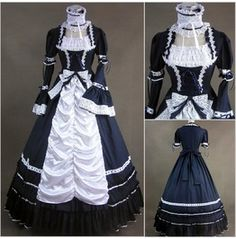 Kaylee`S Vintage Retro Renaissance Victorian Medieval Royal House Ball Duchess Wedding Gown High Profile Society Aristocracy Bridal Prom Dress