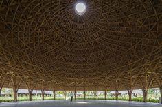 Galeria - Centro Comunitário Diamond Island / Vo Trong Nghia Architects - 1