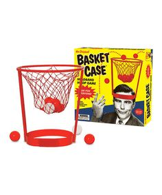 Look at this Basket Case Game - Set of Two on #zulily today!