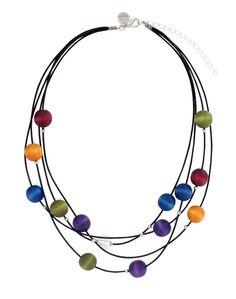Aarikka - Necklaces : Vilkas necklace